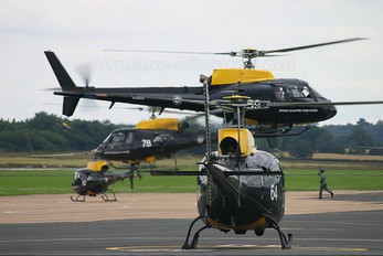 ZJ264 - Royal Air Force Aerospatiale AS350 Squirrel HT.1 & 2
