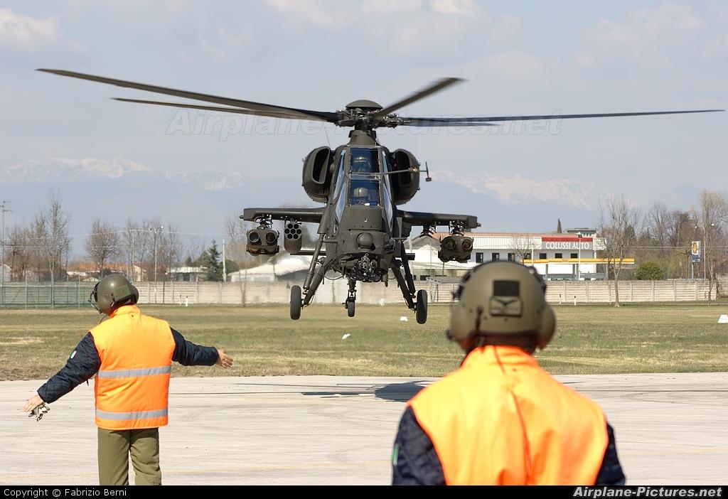 Italy - Army MM81427 aircraft at Casarsa della Delizia