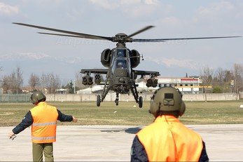 MM81427 - Italy - Army Agusta / Agusta-Bell A 129A Mangusta