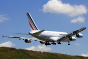 F-HPJA - Air France Airbus A380 aircraft