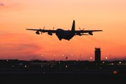 - - USA - Air Force Lockheed C-130E Hercules aircraft
