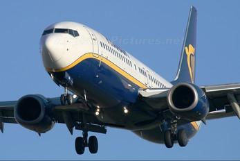 EI-DAX - Ryanair Boeing 737-800
