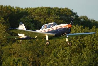 G-BBMT - Private de Havilland Canada DHC-1 Chipmunk