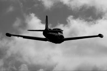 G-BKOU - Private BAC Jet Provost T.3 / 3A