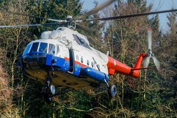 ZB698 - UK - QinetiQ Mil Mi-17