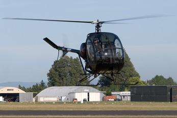 ZK-HNC - Hellicopter Flight Training Schweizer 269