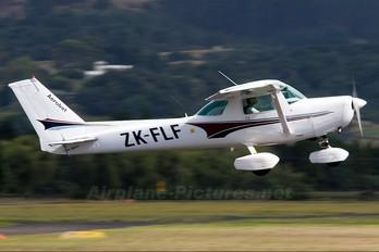 ZK-FLF - Aero Club - Auckland Cessna 152