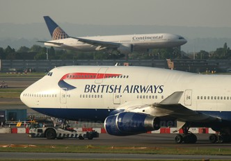 G-BNLO - British Airways Boeing 747-400