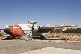 N13745 - Hemet Valley Flying Service  Fairchild C-119 Flying Boxcar