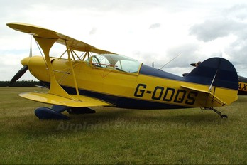 G-ODDS - Private Pitts S-2A Special