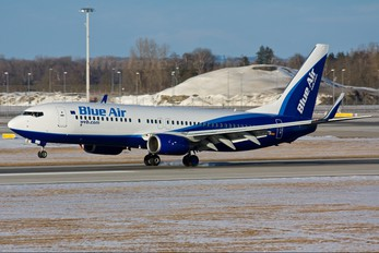 D-ABBP - Blue Air Boeing 737-800