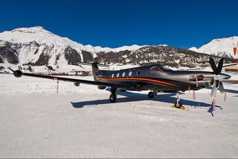 OK-PPP - Private Pilatus PC-12