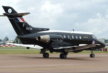 XS739 - Royal Air Force Hawker Siddeley HS.125 Dominie T.1