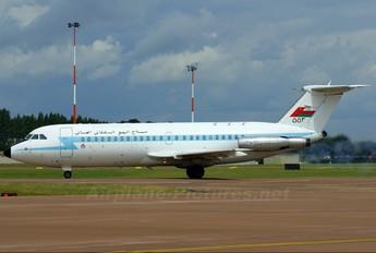 552 - Oman - Air Force BAC 111