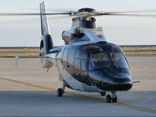 3A-MPG - Private Eurocopter EC155 Dauphin (all models)