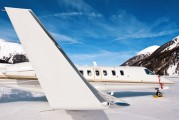 OE-GGC - Private Learjet 40 aircraft