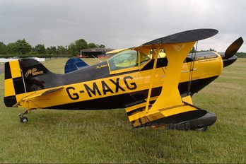 G-MAXG - Private Pitts S-1 Special