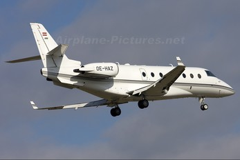 OE-HAZ - Majestic Executive Aviation Gulfstream Aerospace G200