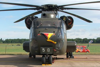 84+58 - Germany - Army Sikorsky CH-53G Sea Stallion