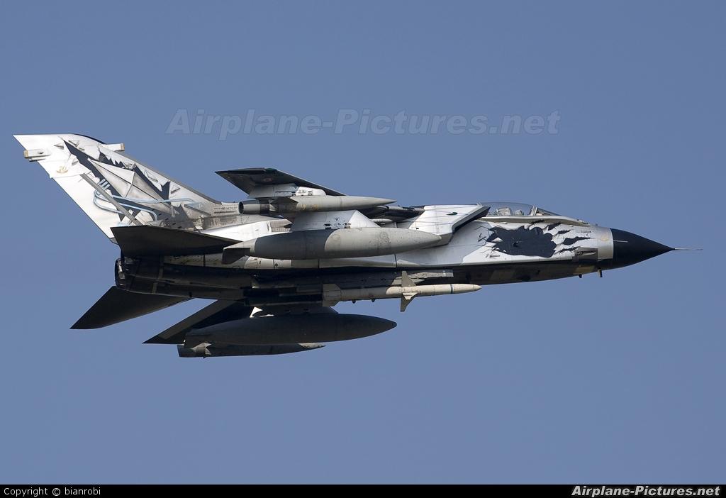 Italy - Air Force MM7027 aircraft at Verona - Villafranca