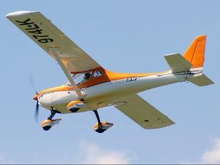 974LK - Private FK Lightplanes FK9 Mk IV
