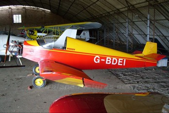 G-BDEI - Private Jodel D9 Bébé