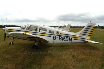 G-BRDM - Private Piper PA-28 Warrior