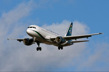 SX-OAU - Olympic Airlines Airbus A320