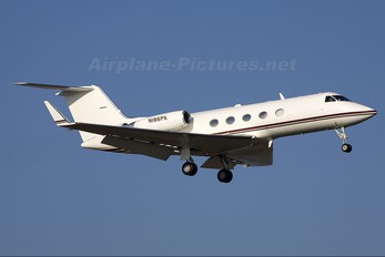 N186PA - Private Gulfstream Aerospace G-II