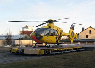 D-HJAR - ADAC Luftrettung Eurocopter EC135 (all models)
