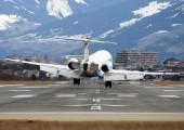 OE-LVA - Austrian Airlines/Arrows/Tyrolean Fokker 100 aircraft