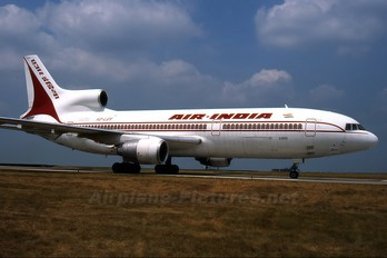 V2-LEK - Air India Lockheed L-1011-500 TriStar