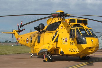 ZH545 - Royal Air Force Westland Sea King HAR.3