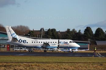 G-LGNG - FlyBe - Loganair SAAB 340