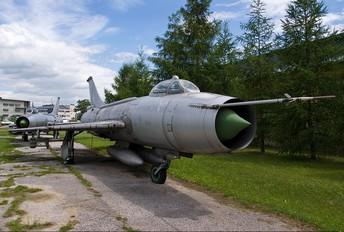 806 - Poland - Air Force Sukhoi Su-7BKL