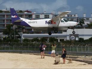 N849FE - FedEx Feeder Cessna 208 Caravan