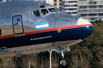 LV-BXA - Austral Lineas Aereas McDonnell Douglas MD-88