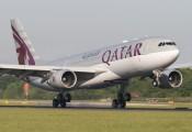 A7-AFP - Qatar Airways Airbus A330-200 aircraft