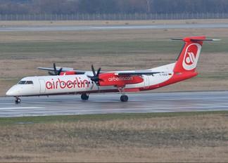 D-ABQF - Air Berlin de Havilland Canada DHC-8-400Q / Bombardier Q400