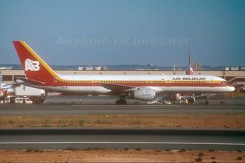 OO-ILI - Air Belgium Boeing 757-200