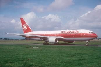 C-GDSY - Air Canada Boeing 767-200