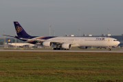 HS-TNE - Thai Airways Airbus A340-600 aircraft