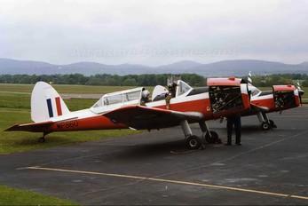 WP860 - Royal Air Force de Havilland Canada DHC-1 Chipmunk