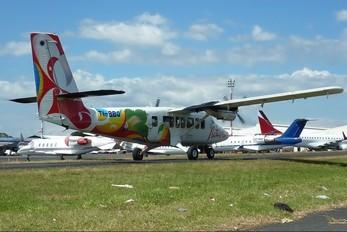 TI-BBQ - Nature Air de Havilland Canada DHC-6 Twin Otter