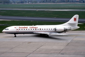 TC-ABA - Istanbul Airlines Sud Aviation SE-210 Caravelle