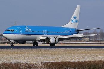 PH-BTA - KLM Boeing 737-400