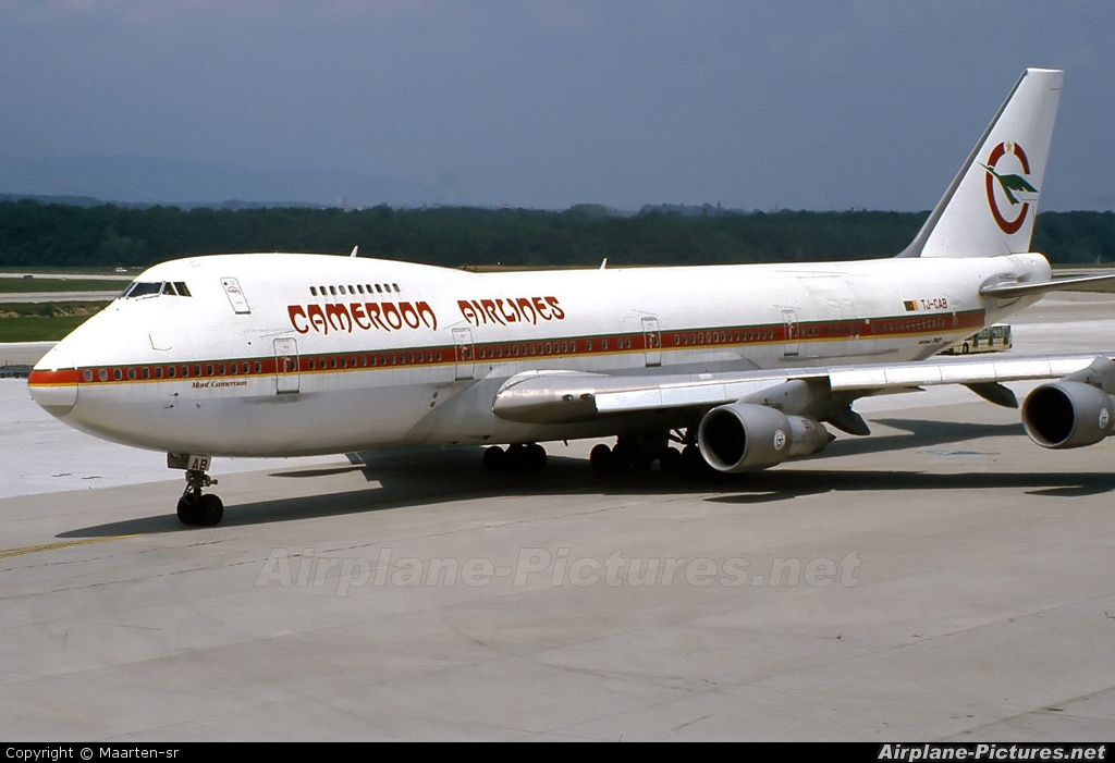 Cameroon Airlines #