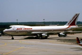 VT-EFJ - Air India Boeing 747-200