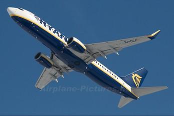 EI-DLF - Ryanair Boeing 737-800
