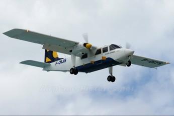 F-OIJS - St.Barth Commuter Britten-Norman BN-2 Islander